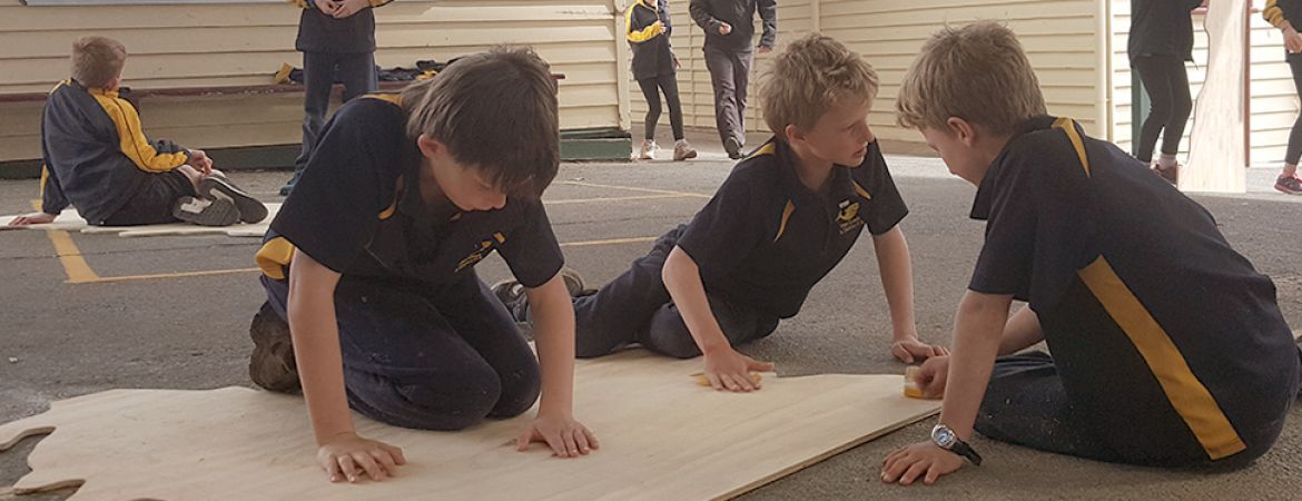 Fish Creek Primary School Workshop