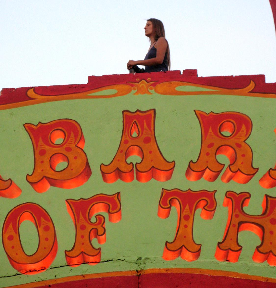 1 Cabaret At The End Of The World, Fusion Festival Berlin