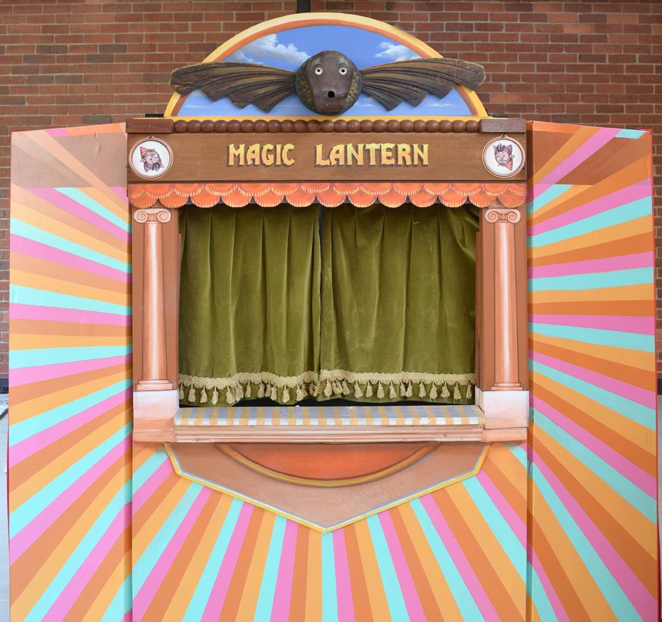 Magic Lantern Portable Theatre