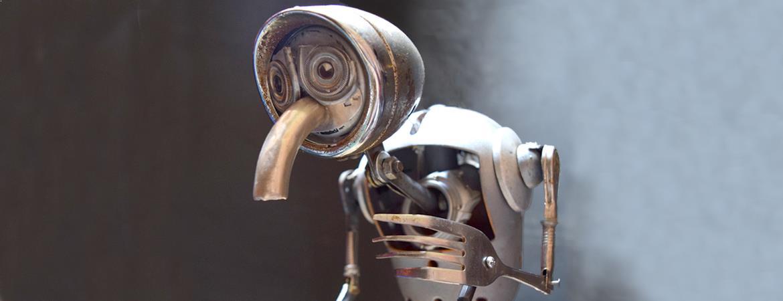 Puppet Robot