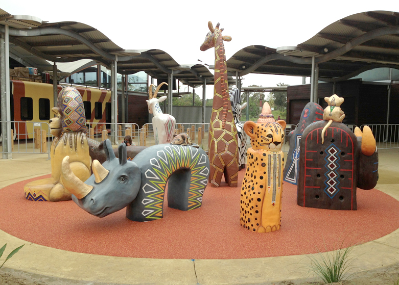 Werribee Zoo Entry 2