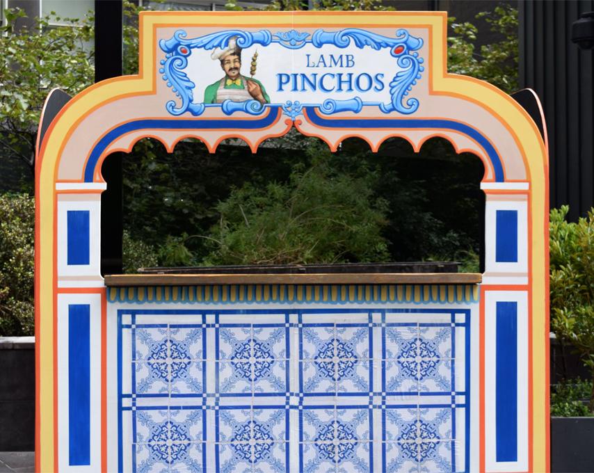 Pinchos Stand