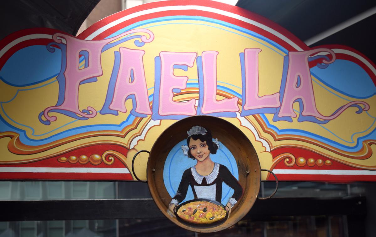 Paella Detail