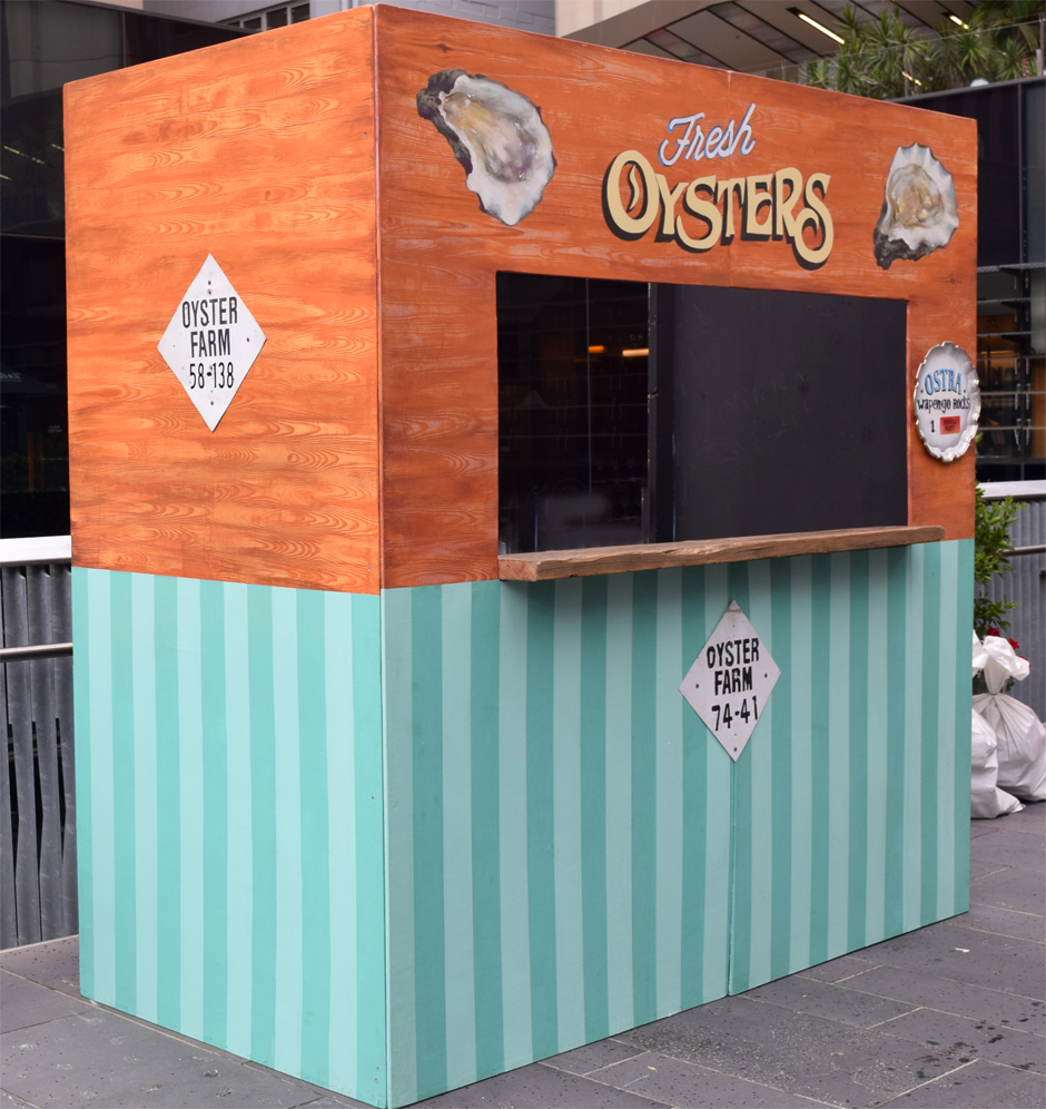 Oyters Stand
