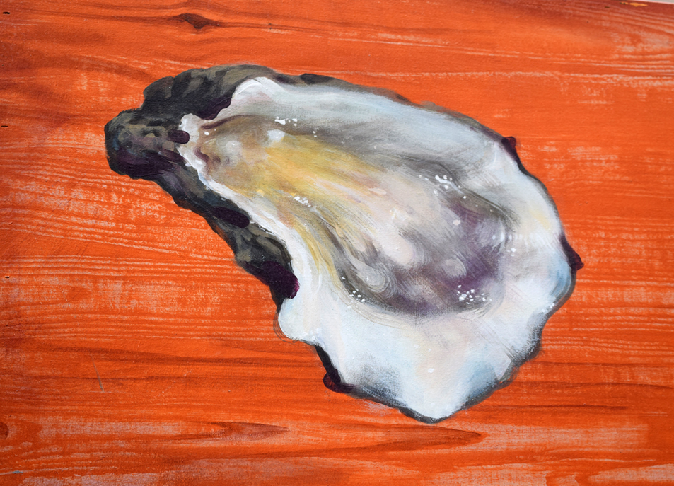 Oysters Detail